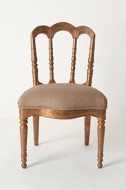 Copperleaf Chair #anthropologie