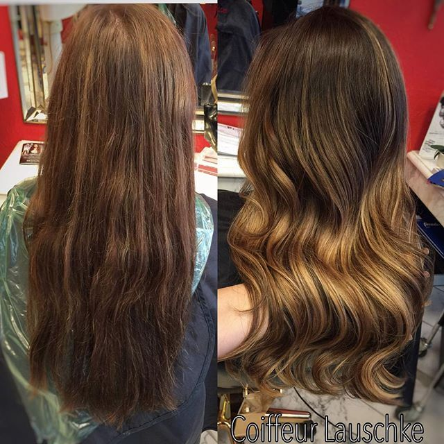 wundersch nen balayage highlights mit olaplex olaplex transformationen pinterest balayage. Black Bedroom Furniture Sets. Home Design Ideas