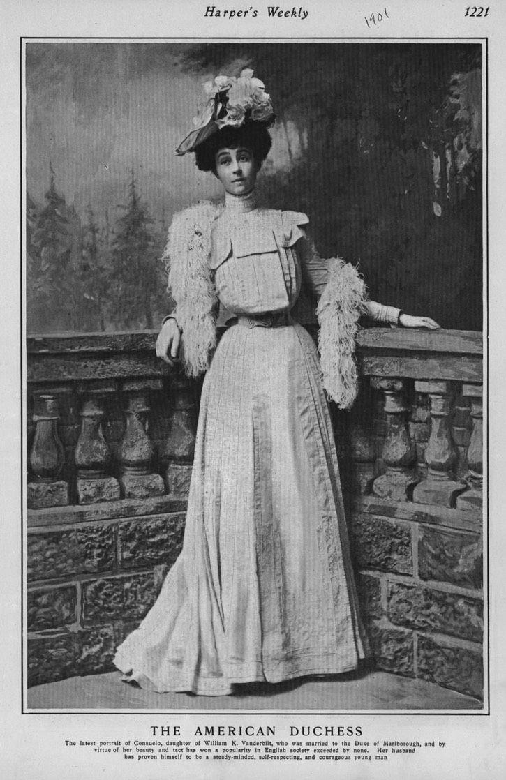 116 best consuelo Vanderbilt, Duchess of Marlborough, Balsan ...