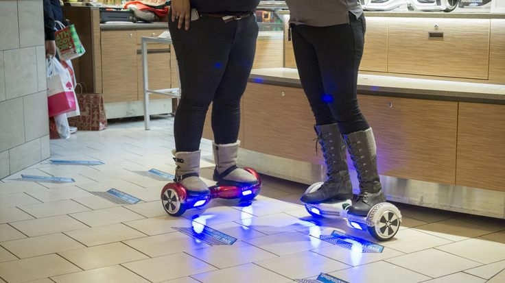 New testing program paves way for safer hoverboards