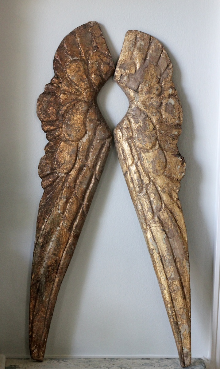 1000 Images About Wooden Angel Wings On Pinterest