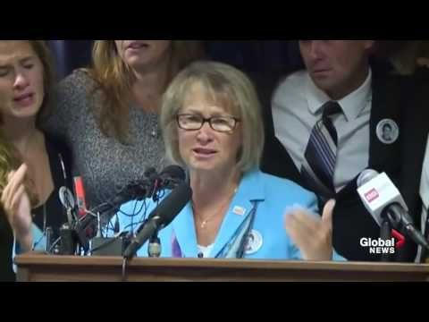 """""We love you Jacob"""" !!!  Patty Wetterling's emotional statement"
