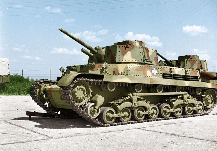 Turan средний венгерский танк