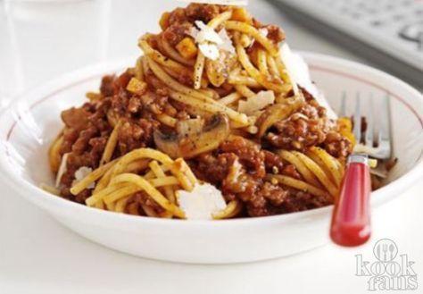 beste spaghetti bolognese recept