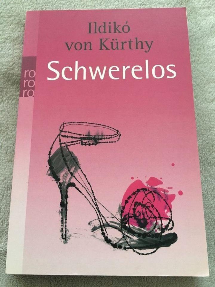 """Buch Schwerelos von Ildikó von Kürthy, Optional(""""4€"""")"""