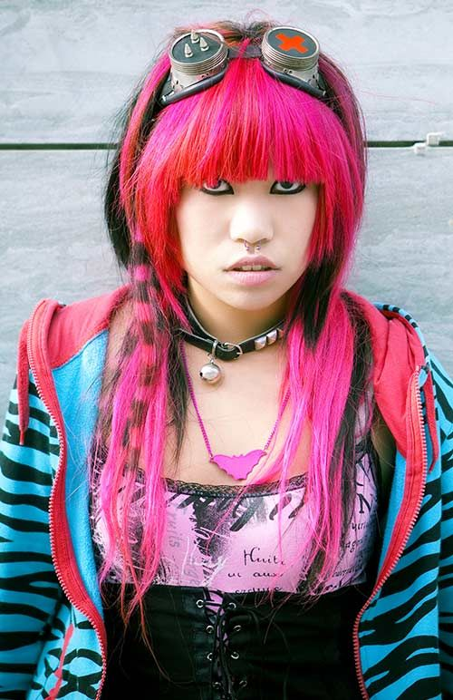 25+ Best Ideas About Emo Hairstyles On Pinterest