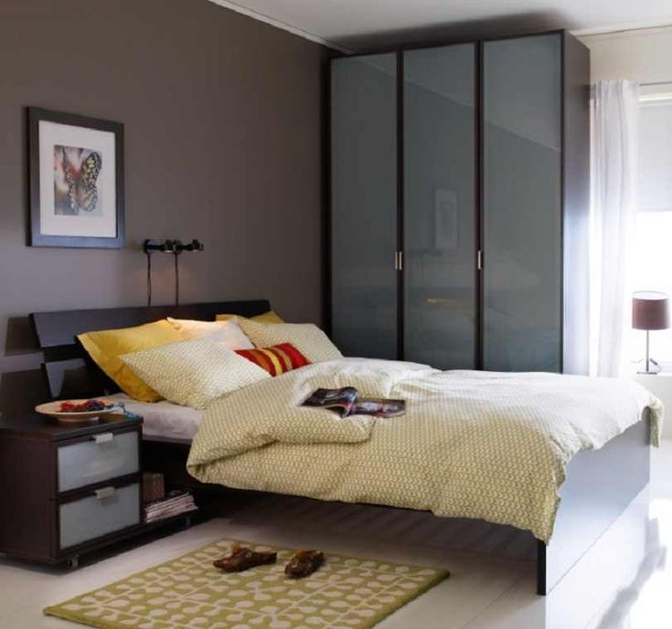 Ikea Bedroom Furniture Interior Design