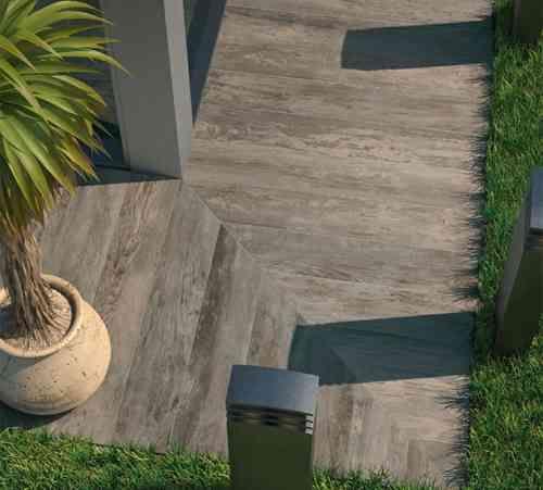 8 best Terrasses et balcons carrelage aspect bois images on - revetement exterieur imitation bois