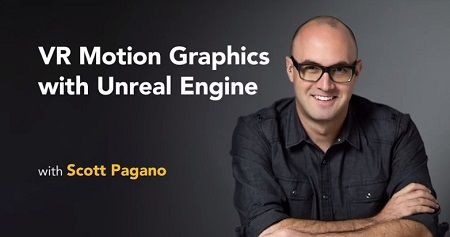 VR Motion Graphics with Unreal Engine with Scott Pagano Advanced   3h 22m   4.71 GB   Project Files   Software used: CINEMA 4D, Maya, Unreal Engine  Read more at https://ebookee.org/VR-Motion-Graphics-with-Unreal-Engine-with-Scott-Pagano_3160418.html#ctEA