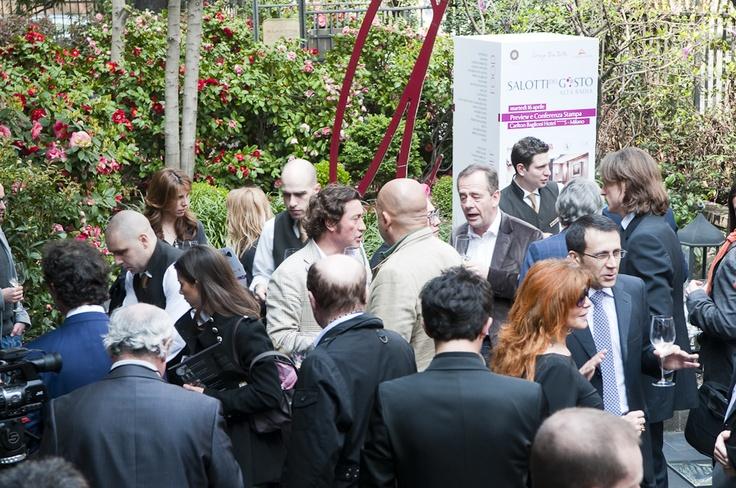 Salotti del Gusto Alta Badia - Preview 16 aprile 2013 Milano, Carlton Baglioni Hotel www.salottidelgusto.com