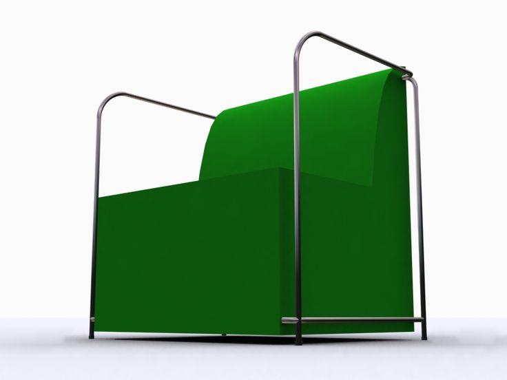 chair box by antonio lucchetto designer