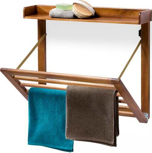 Die 25 besten ideen zu handtuchhalter wand auf pinterest for Wand handtuchhalter