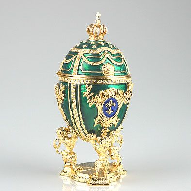 faberge eggs | Russian Faberge Egg Jewelry Box | Flickr - Photo Sharing!