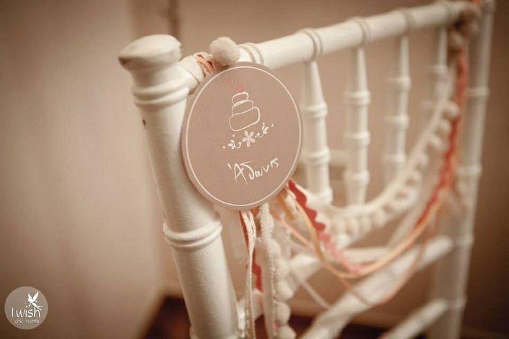 Chair decor  photo @giannis karabagias