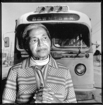 The Rosa Parks Leadership Principle:  Lead by Example