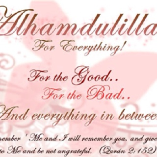 Thank you AllahStyle, Alhamdulillah, Almighty God, Arabic Writing