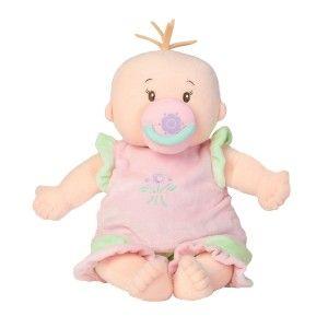 Manhattan Toy Baby Stella Peach Soft Nurturing First Baby Doll