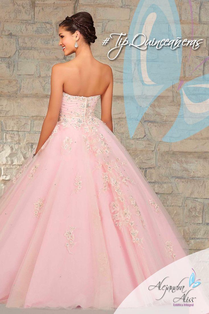 29 best vestidos de 15 images on Pinterest | 15 anos dresses, Short ...