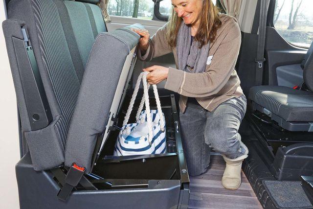 Drei Kompakte Campingbusse Im Vergleichstest Ford Nugget Ford