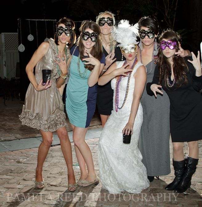 New orleans mask bachelorette when that day comes for Bachelorette party ideas new orleans