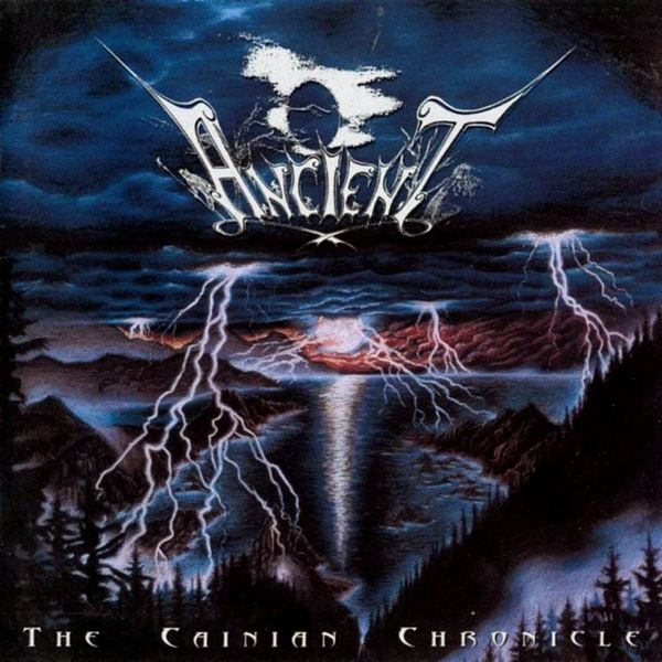 The Cainian Chronicles. Ancient. Metal Blade Records, 1996, CD.