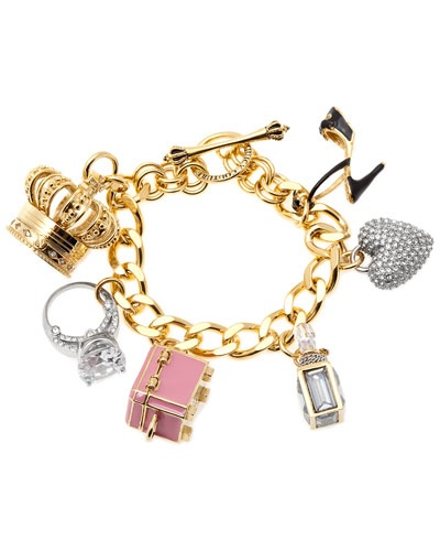 Juicy Couture Women's 'Charmed' Watch