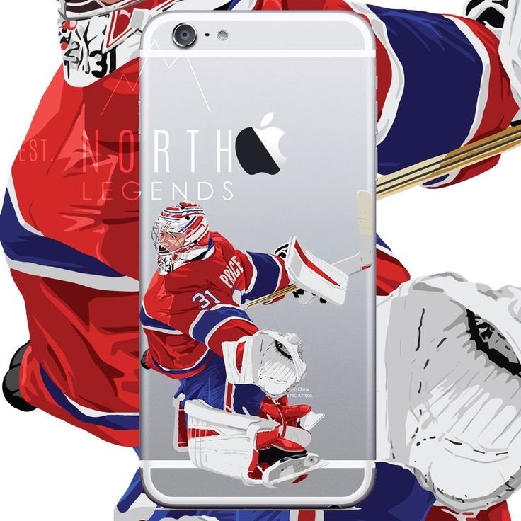 """Carey"" iPhone&Galaxy cases are now available at www.Northlegends.ca"