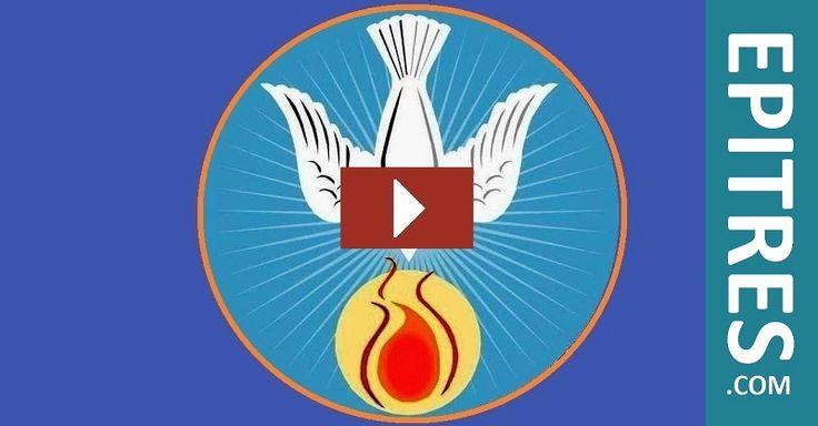 Qui est le Saint-Esprit ? En quoi consiste le passage de la Loi à l'Esprit ? Comment faire l'expérience de Dieu aujourd'hui ? Avec le Père JM Bot. (Vidéo)
