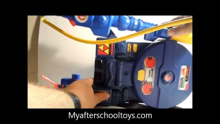 Kenner the Real Ghostbusters Proton Pack toy 1984
