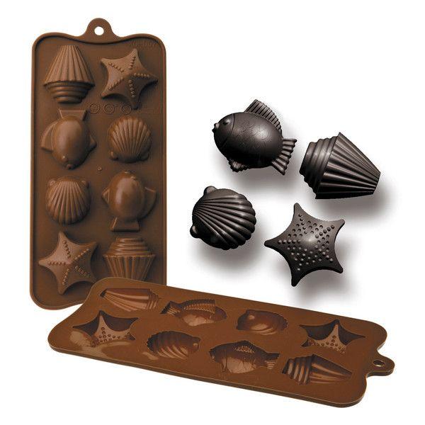 Chocolate o bombón Mar