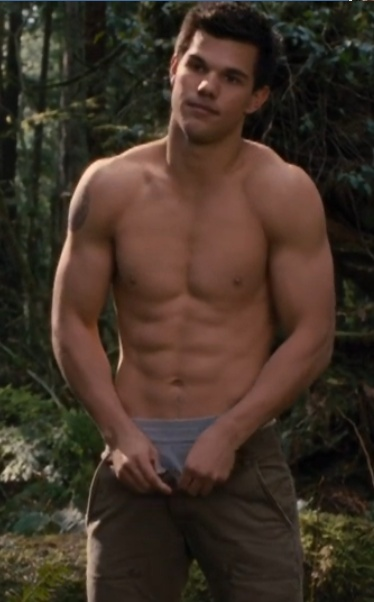 Taylor Lautner Nude Photos