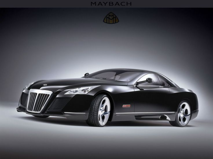 This Maybach Exelero would turn heads, but if you weren't already looking in that direction, you would have probably missed it.