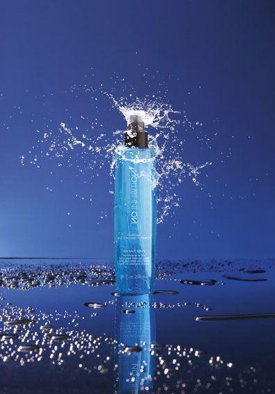 Sea Salt Spray by No Inhibition #hair #beauty