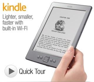 "Kindle Wi-Fi, 6"" E Ink Display  Rs6,350"