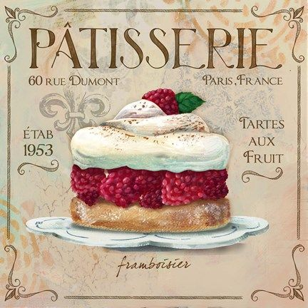 patisserie servilleta