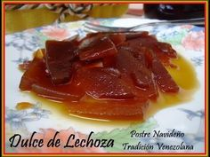 Dulce de Lechoza o Papaya - YouTube