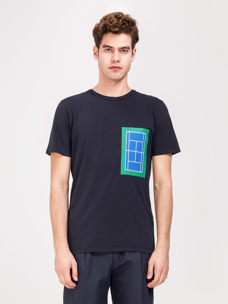 UMIT BENAN , Kısa Kollu T-shirt #shopigo#shopigono17#menswear#ss15#readytowear