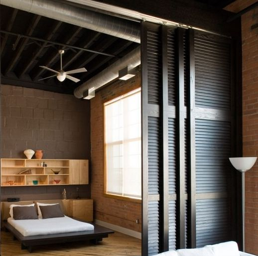 1000 ideas about room separating on pinterest sell for Room divider ideas for studio