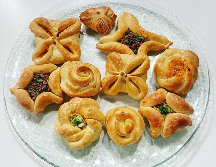 اشكال معجنات بالصور بالصور اشكال جديدة وغريبة للفطائر اللذيذة شوق وغزل Food Arabic Food