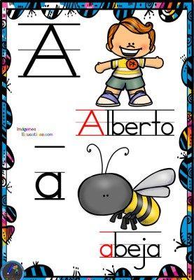 http://www.imageneseducativas.com/abecedario-nombres-propios-animales-decorar-la-clase-salon/