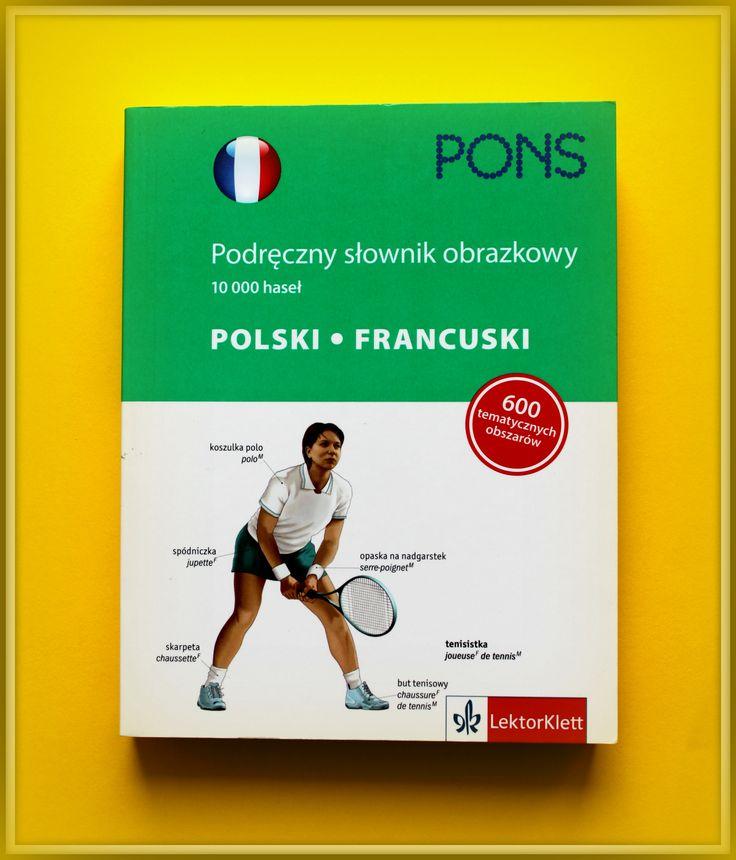 """Książka dla Ciebie i na prezent - """"PODRĘCZNY SŁOWNIK OBRAZKOWY POLSKI FRANCUSKI"""" w księgarni PLAC FRANCUSKI. Przydatny w podróży. Poręczny, niewielki format pozwala na naukę praktycznie w każdych okolicznościach. Wystarczy tylko wskazać palcem! Każdy pasjonat języka francuskiego stwierdzi, że warto go mieć."""