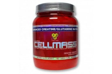 BSN CELLMASS 2.0 50 servings + Free Protein Bar Price: WAS £67.19 NOW £39.99