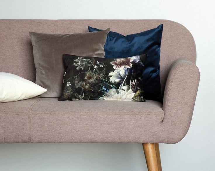 A.U Maison SS17. #aumaison #interior #homedecor #styling #danishdesign #livingroom #cushions #velvet