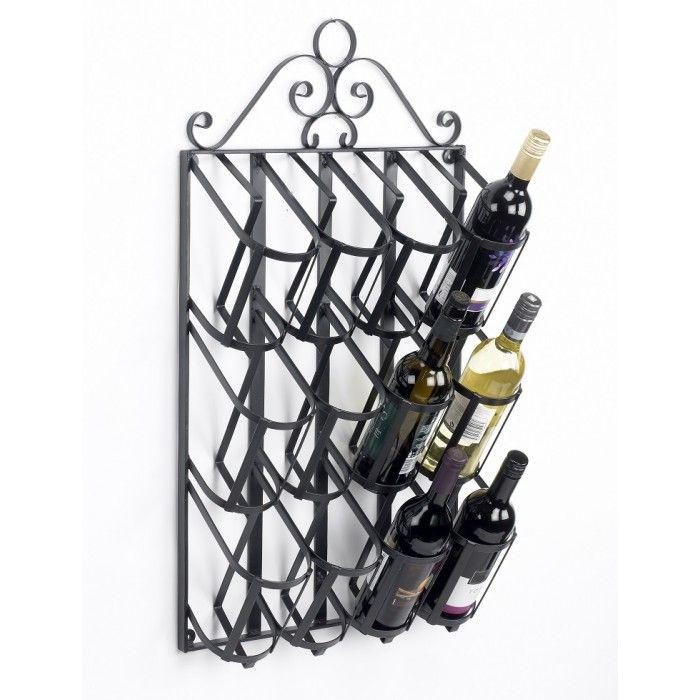 1000 Ideas About Wall Mounted Wine Racks On Pinterest