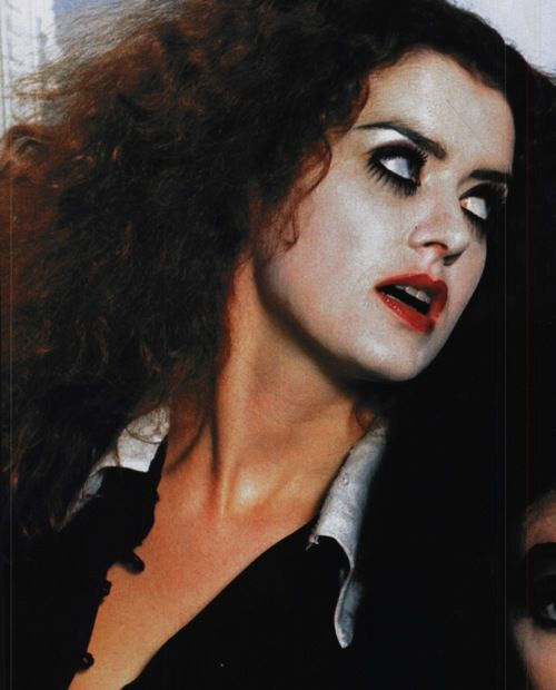 Patricia Quinn - Magenta - Rocky Horror Picture Show....ahh! Can't wait for Halloween this year!
