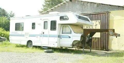 Redneck 5 th wheel