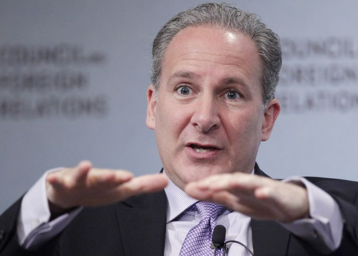 Economist Peter Schiff Warns of 'Real Problem': 'The Economy Already Is in Recession. … When Is the Fed Going to Acknowledge It?'