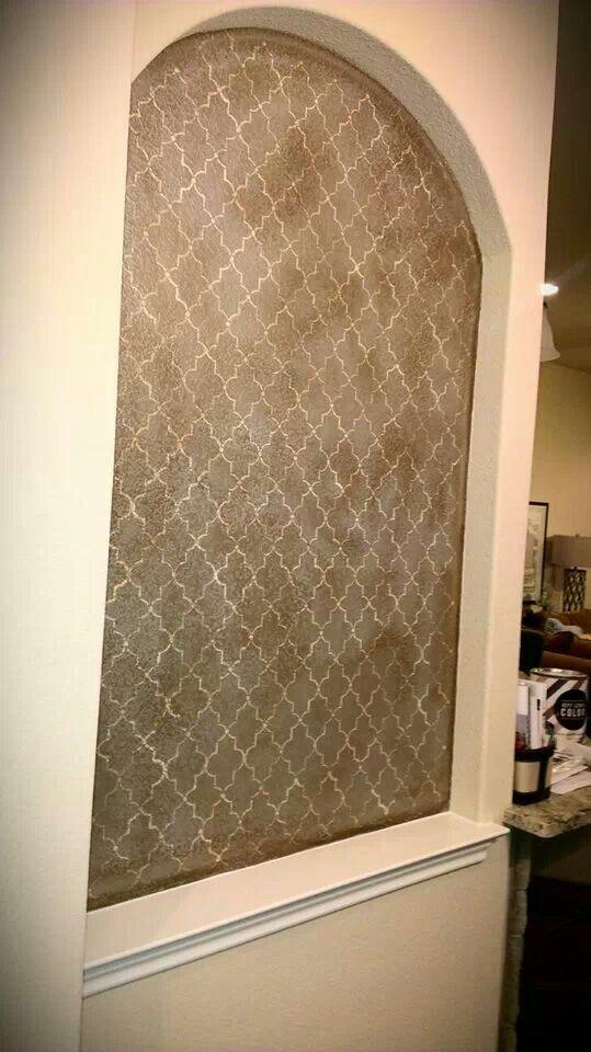 Foyer Niche Ideas : Best images about decorative wall niche on pinterest