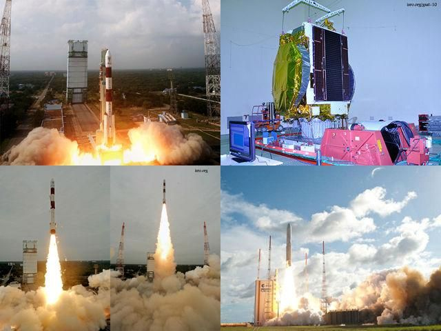 Slideshow : Successful projects by ISRO - Eight recent successful projects by ISRO   The Economic Times