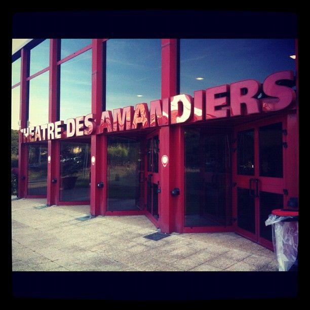 Theatre des Amandiers, Nanterre